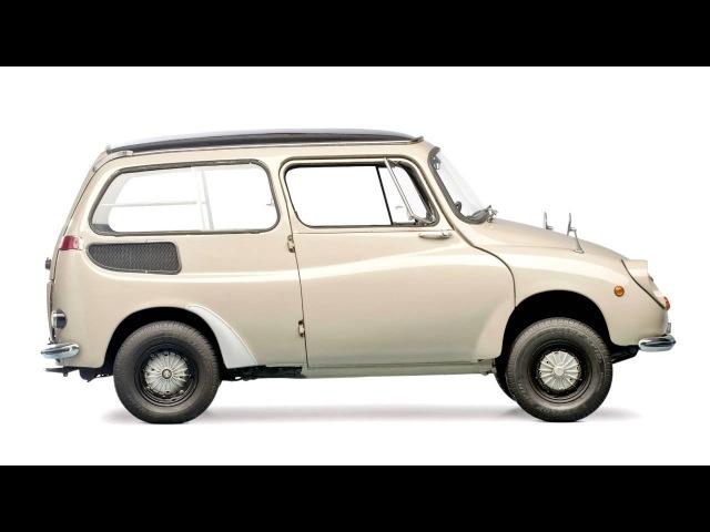 Subaru 360 Custom 1958–71