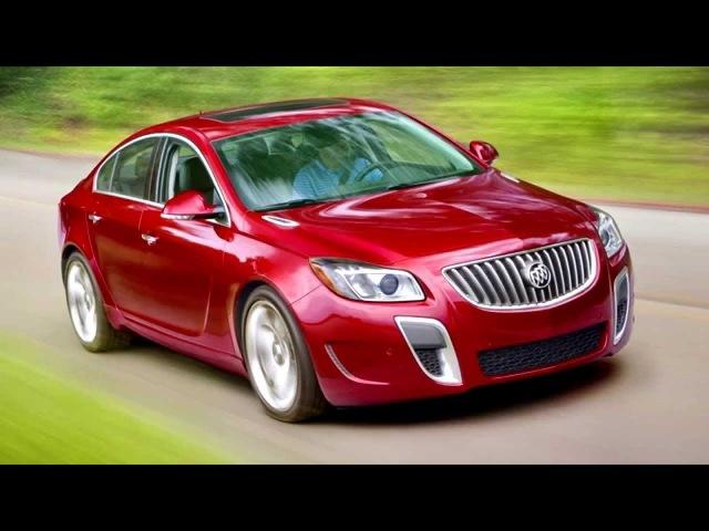 Buick Regal GS 2011–13