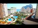 Просторная квартира в Кальпе Calpe, Испания, рядом с морем. Недвижимость в Испании...