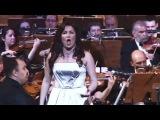 Anna Netrebko sings La mamma morta from Giordano's opera Ch