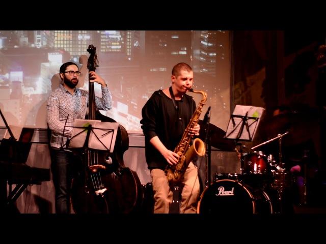 Synesthetic Quartet - Scriabin in jazz - op65N2 - Stella By Starlight