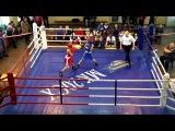 38,5 кг Вадим Садов (КДЮСШ) vs Егор Жоржин (КШВСМ-шк Валуева).