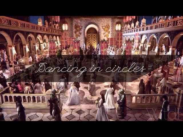 Multifandom    Dancin' in circles [HNY Naoki Tama]