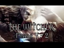 The Witcher Ведьмак Глава V Часть 2 Кладбище на болотах Стрыга Доспехи Ворона 1080