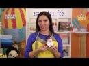 Santa Fe Ensina com Ana Paula - Pingente Noel