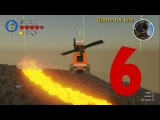 Прохождение LEGO Worlds PS4 Pro Part 6   Exploring New Areas Volcano, Old West, Swamps