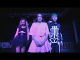 Fam Dance Project &amp Troubles Halloween Fam Dance Party 2017
