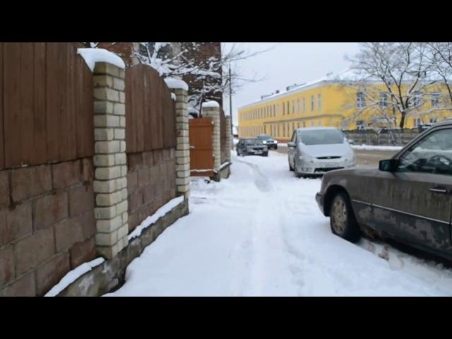 Прогулка по Комсомольской улице (ВЯЗЬМА) [07.04.2012]