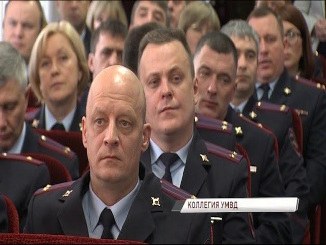В Ярославской области сократилось число тяжких и особо тяжких преступлений на 10...