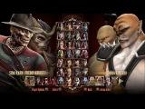 Mortal Kombat 9 Шао-Кан и Горо!!!!!(МОД)