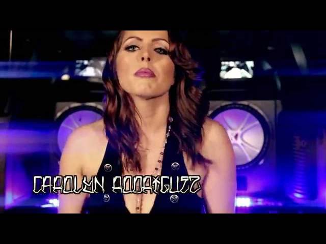 Carolyn Rodriguez feat. Low G and Lucky Luciano Bangin' Music Slow Official Video (Explicit)