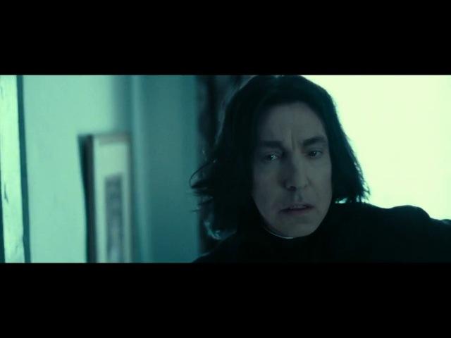 Гарри Поттер и Дары Смерти:Часть 2.Омут памяти:Северус Снэгг.Часть 2