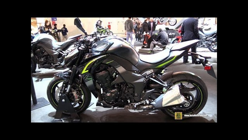 2018 Kawasaki Z1000 R-Edition - Walkaround - 2017 EICMA Milan