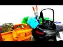 📦 Секрет Джуди Хопс! 🚓 Гонки на Полицейской Машине по Зверополис Видео для дет...
