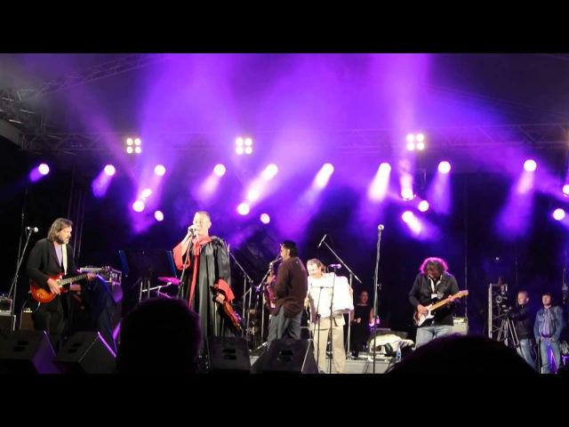 Emir Kusturica The No Smoking Orchestra,part 1 ( Live at Saint-Petersburg,2012.09.23 )