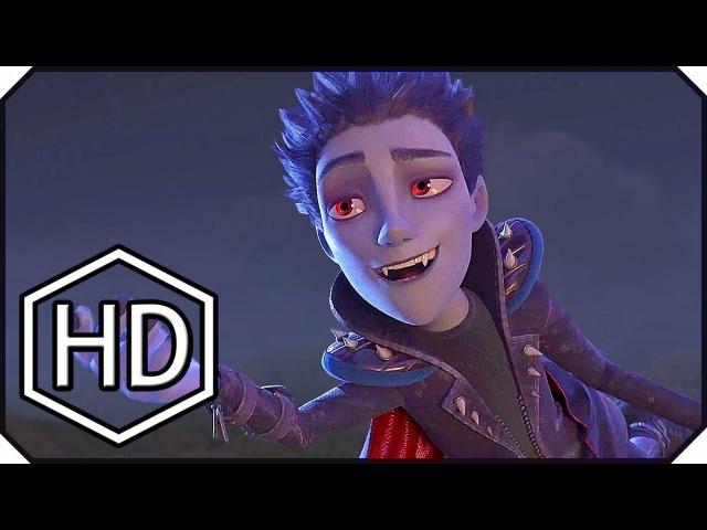 Маленький вампир | Русский трейлер | 2017