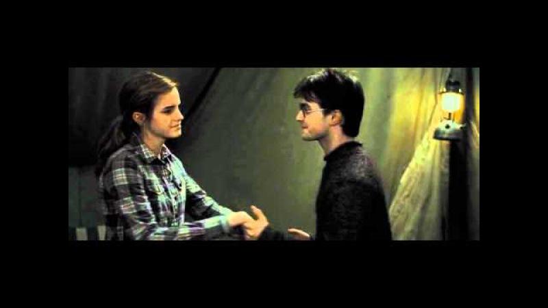 Harry and Hermione Dance Scene / Танец Гарри и Гермионы