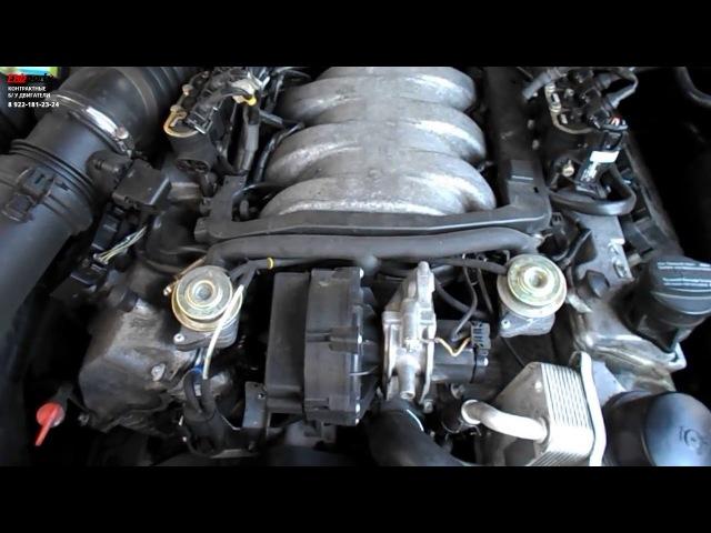 Двигатель (Мерседес) Mercedes Benz ML W163 3 2, M112 941