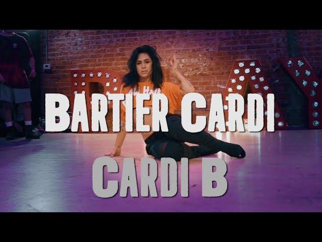 Bartier Cardi Cardi B Brinn Nicole Chorepgraphy PUMPFIDENCE