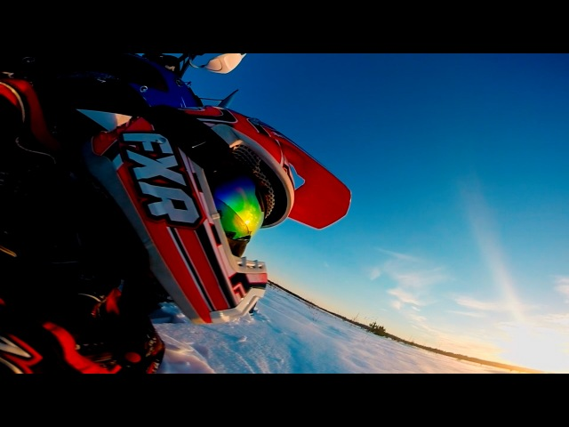 Yamaha nytro xtx. Полный вперед. 2017