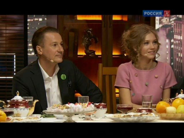 Большая Семья. Олег Меньшиков 08.11.2014