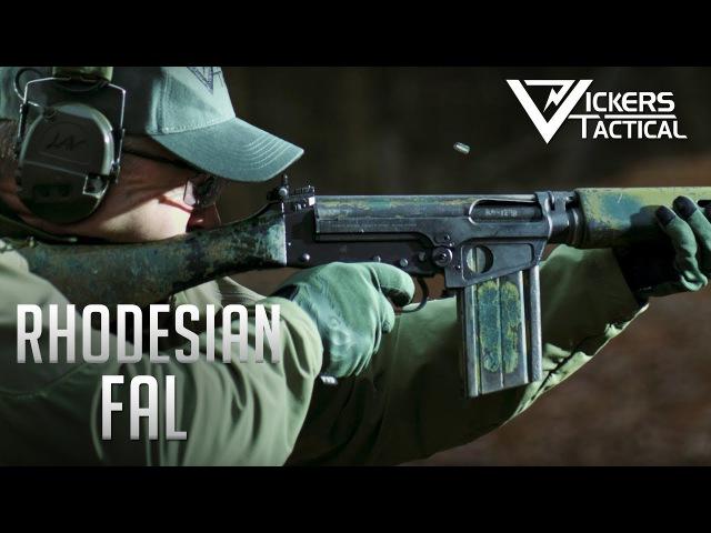 Rhodesian FN FAL 4k