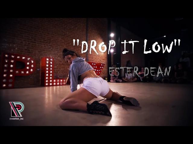 JADE CHYNOWETH Ester Dean Drop it Low Nicole Kirkland Choreography
