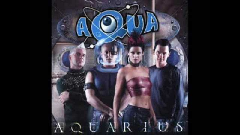 AQUA ~Aquarius FULL ALBUM