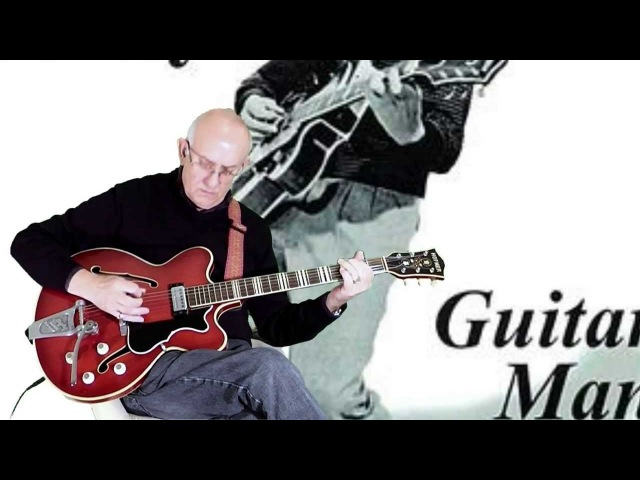 Rebel Rouser - Duane Eddy - cover by Dave Monk
