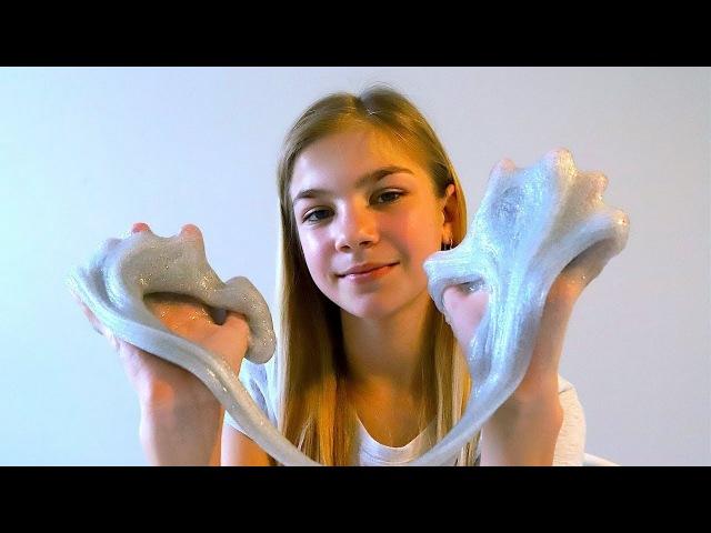 Как легко сделать слайм Очень большой лизун Barvina Vlog