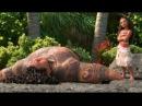 моана отрывок из мультика моана сцена не попавшая в мультик моана рыба мечты