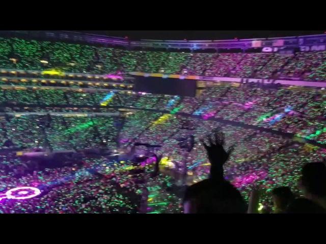 Coldplay - Adventure of A Lifetime live Met Life Stadium July 17, 2016
