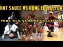 Hot🌶Sauce vs Bone☠️Collector DVD📀 Feat. Silk VS Bone Collector
