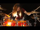 Long Train Runnin Doobie Brothers Drum cover by Sina