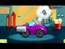Машинки Гоночная машинка Автогонки Развивающий мультик