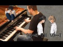 Death Note Music on Piano! First Opening Theme - Anime Theme Songs