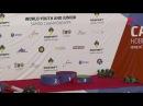 World Youth Junior SAMBO Championships 2017. Day 3. Preliminaries Mat 3