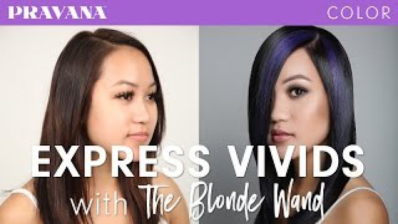 How-To | Express VIVIDS with THE BLONDE WAND