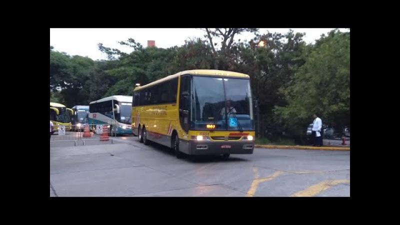 Ônibus saindo rodoviária Tietê 47 - Extras Ano novo - 17h até 19:30