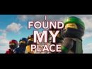 Lego Ninjago - Found My Place - Oh, Hush! feat. Jeff Lewis (Official Lyric Video)
