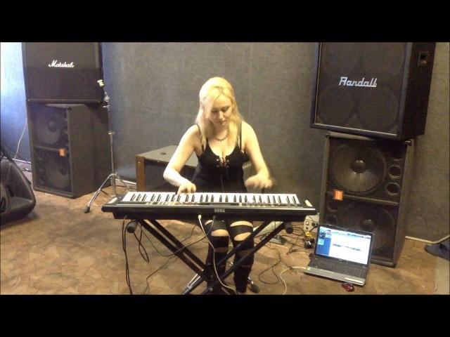 Dimmu Borgir The Promised Future Aeons piano cover