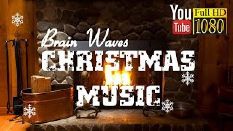 3 hours ❄ Delta Waves ❄ Beautiful Christmas Happy New Year 2018 Music ❄ Relaxing Music