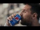 Месси в рекламе Пепси