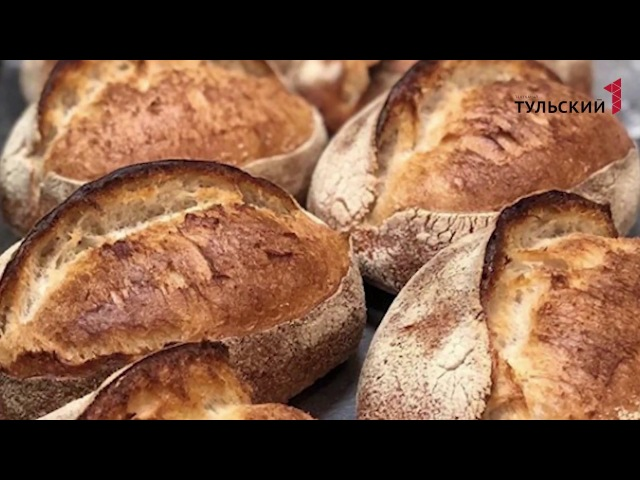 Бездрожжевой хлеб. 1й тульский канал.