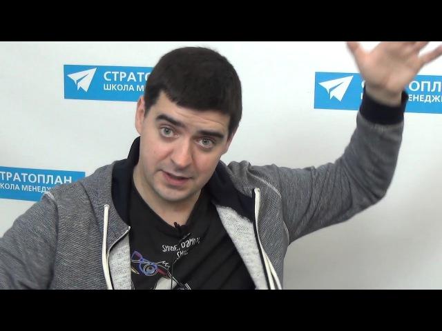 Иван Селиховкин о Зенит-Арене, жесткачах на совещаниях и проектном управлении
