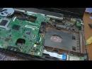Не простой и не дешёвый ремонт ноутбука Lenovo G580