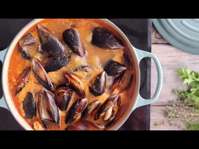 Bouillabaisse | Le Creuset Ocean Cast Iron