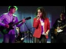 Группа Тутти Фрутти и Елизавета Басова в клубе Горка-Холл