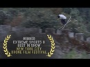 Candide Thovex Quattro 2 - 2018 New York City Drone Film Festival Extreme Sports Category Winner