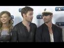The Originals SDCC cast interview with Extra